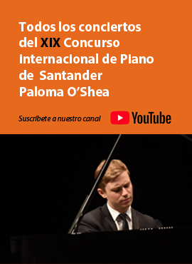 Paloma O'Shea Santander Piano Competition - Youtube